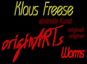 originArts Logo gelb roter groß