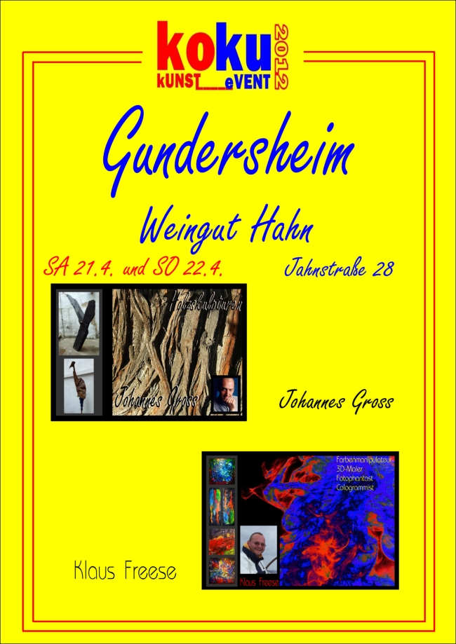 KoKu Gundersheim Datum